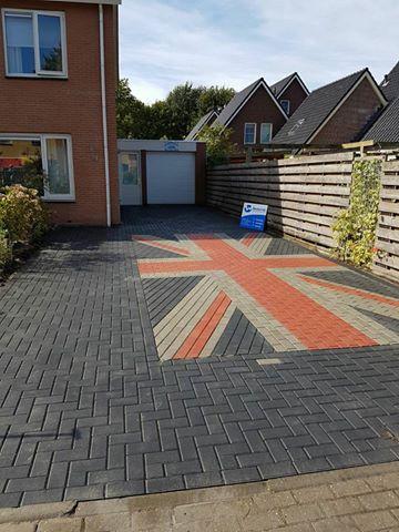 Verbazingwekkend Stratenmakersbedrijf omgeving Coevorden - Westerink Bestrating WR-52